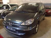 2008 Peugeot 807 2.0 HDi 136 SE 7 Seat 5dr 5 door MPV