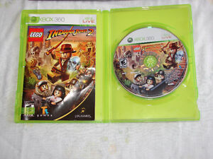 Lego Indiana Jones 2 - The Adventure Continues for XBOX 360