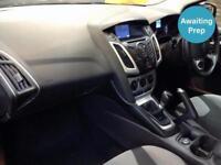 2014 FORD FOCUS 1.0 125 EcoBoost Zetec Navigator 5dr
