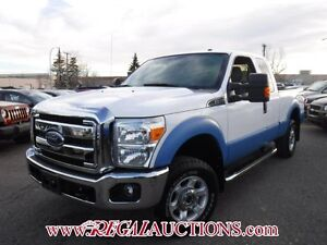 2015 FORD F250 S/D  SUPERCAB 4WD