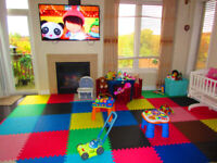 Child care spaces in Etobicoke. Starting $40/day. Special Promo