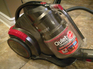 almost new hoover vac