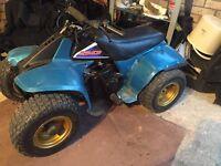 Suzuki lt50 quad bike