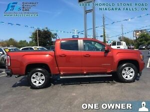 "2015 GMC Canyon SLE  CREW,17""ALLOYS,REARCAM,8""DISPLAY"