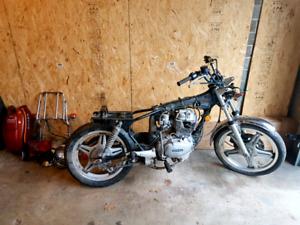 Honda CB bike/project/PARTS