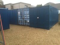 20ft x 8ft self storage container for rent ELGIN
