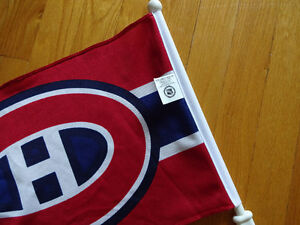 Montreal Canadians Car flag and Finger Foam West Island Greater Montréal image 2