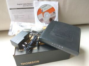 Thomson Technicolor Cable Modem DCM476