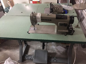 Industrial sewing machine and serger for sell