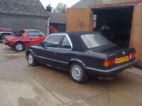 Wanted: 1985-1992 BMW 3-Series Convertible