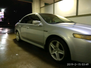2004 Acura TL Automatic mint condition.