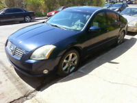 2004 Nissan Maxima 6-Speed