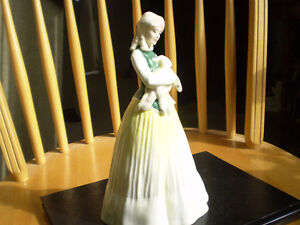 "Royal Doulton Figurine "" Springtime "" HN3033"