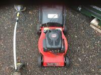 Lawn Mower Self Propelled £80