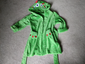 2-3 year dressing gown