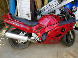 Price Reduced Sportbike