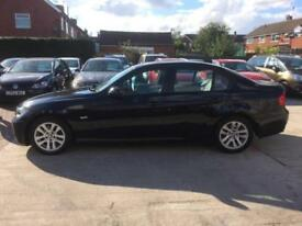 2007 BMW 3 SERIES 320d SE 4dr