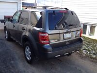 2012 Ford Escape xlt.