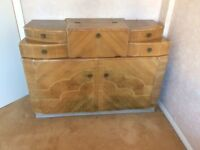 Vintage drinks cabinet - must go today by 2pm