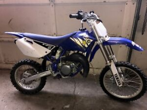 2006 YAMAHA YZ85 FOR PARTS