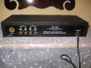 Realistic 7 Band Stereo Frequency Equalizer31-1989