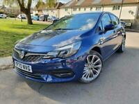 2020 Vauxhall Astra 1.2 Turbo SRi VX Line Nav (s/s) 5dr Hatchback Petrol Manual