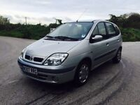 LHD RENAULT SCENIC 1.9 DIESEL LEFT HAND DRIVE