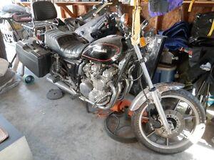 1982 Kawasaki 750 LTD
