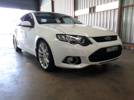 2014 XR6 FORD FALCON Port Macquarie Port Macquarie City Preview