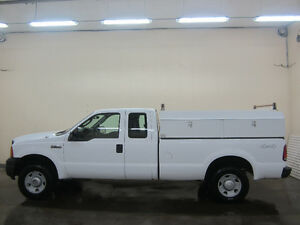 2007 Ford F-250 XL Supercab 4x4 With Service Body Edmonton Edmonton Area image 5