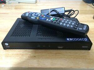 Décodeur Motorola HD Cogeco Cable DCX700