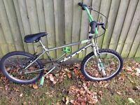Sunn bmx bike