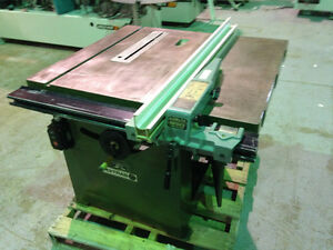 Poitras TS12 *** Banc scie / Table saw ***