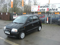 2006 HYUNDAI AMICA GSI 1.1L ONLY 38,300 MILES,