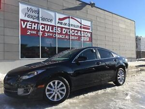 Mazda MAZDA6  GT+CUIR+TOIT+MAGS+4CYLINDRE+WOW! 2013