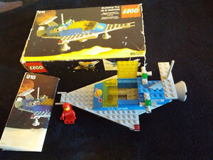 LEGO Vintage Classic Space Transport