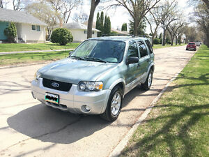 2007 Ford Escape XLT - Saftied