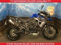 TRIUMPH TIGER TIGER 800 XCX ABS MODEL CRUISE CONTROL LOW MLS 2015 15