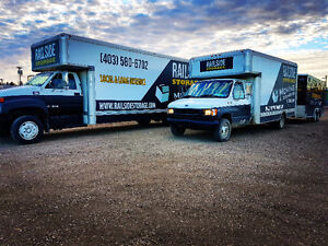 Moving? Book Today! Railside Local or Long Distance MED HAT!