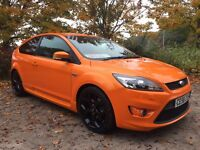 Ford Focus st-2 only 50000 miles fsh