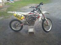 crf 250r 2008
