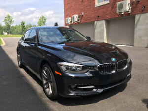 2015 BMW 3-Series 320i Xdrive Berline Sport Package