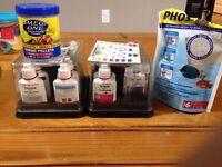 Salt water reef aquarium equipment & supplies