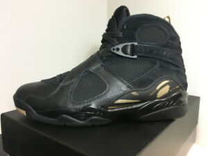OVO Air Jordan 8 - Black - size 8.5