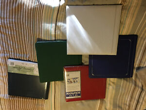 Scrapbooks - Lot of 5 - New