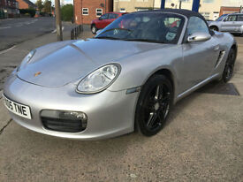 2005 Porsche Boxster 2.7 105,000 miles full history DOCTOR OWNED LAST 6 YEARS!!