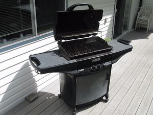Natural Gas Fired Barbecue