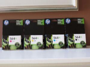 HP 564XL High Yield Ink