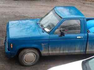 Looking For 1986 era Ford Ranger for parts.