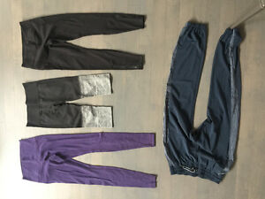 Lululemon size 6 pants $80 each